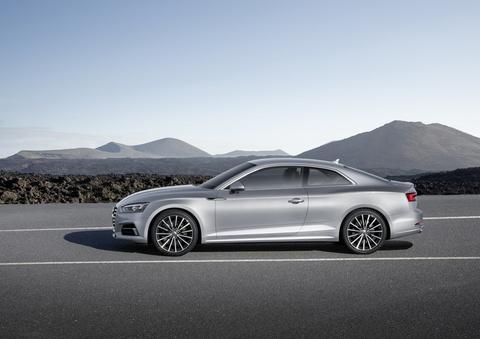 Audi A5 coupe moi cong suat tu 190 ma luc hinh anh 2