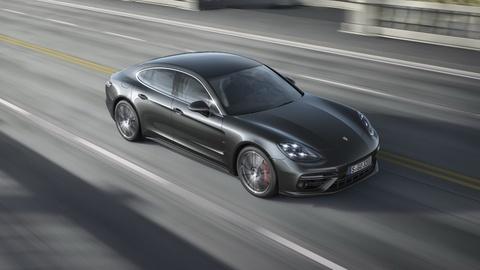 Porsche Panamera 2017 thay doi thiet ke, dong co hinh anh 7