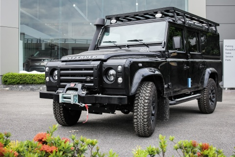 Xe off-road Land Rover Defender hon 2 ty ve Viet Nam hinh anh 1