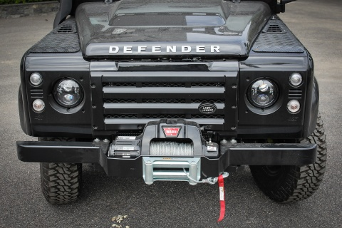 Xe off-road Land Rover Defender hon 2 ty ve Viet Nam hinh anh 14