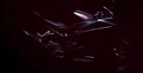 Video gioi thieu Honda CBR250RR 2016 hinh anh