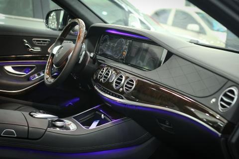 Chi tiet xe sang Mercedes-Maybach S500 tai Ha Noi hinh anh 6