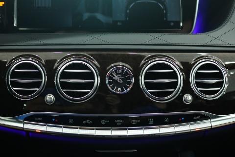 Chi tiet xe sang Mercedes-Maybach S500 tai Ha Noi hinh anh 8