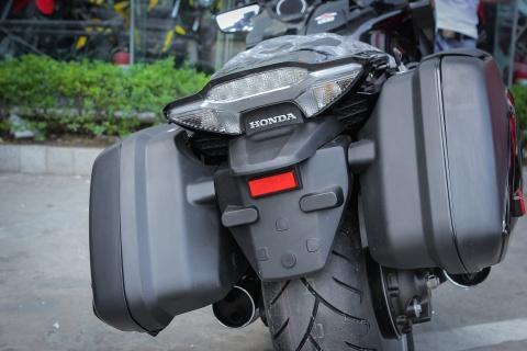 Chi tiet xe duong truong Honda CTX1300 tai Ha Noi hinh anh 7