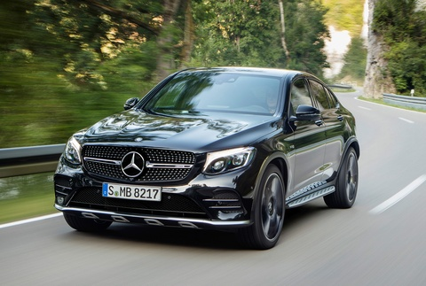 gia ban mercedes amg glc 43 4matic coupe hinh anh