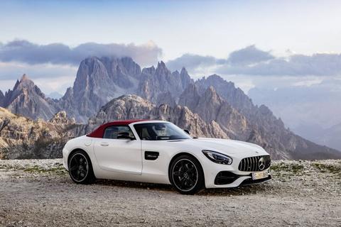 Mercedes trinh lang xe mui tran GT C Roadster AMG 2017 hinh anh 5