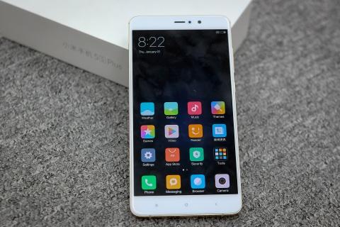 Xiaomi Mi 5s Plus dau tien ve Viet Nam gia hon 10 trieu hinh anh 3