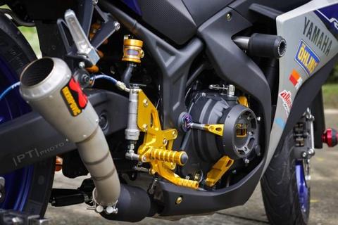 Yamaha YZF-R3 len nhieu do choi cua biker Viet hinh anh 7