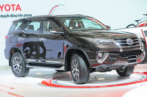 chi tiet toyota fortuner hinh anh