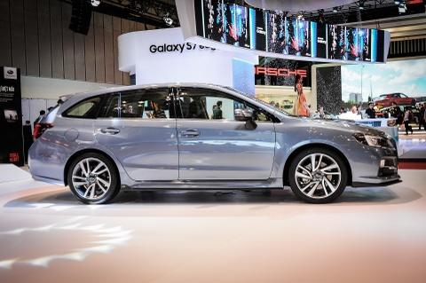 Subaru Levorg - xe 5 cho gia gan 1,5 ty tai Viet Nam hinh anh
