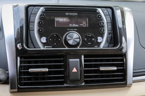 Toyota Vios 1.5E CVT 2016 gia 588 trieu hinh anh 11