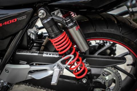 Honda CB400 Super Four SE gia hon 300 trieu tai Ha Noi hinh anh 7