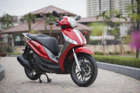 Danh gia Piaggio Medley 150S ABS - doi thu cua Honda SH hinh anh
