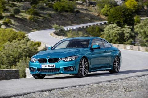 BMW 4-Series 2018 nang cap nhe trinh lang tai My hinh anh