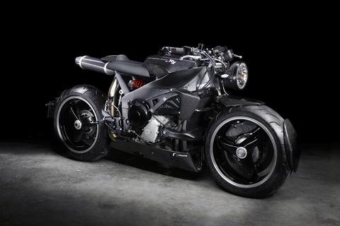 Sieu moto Yamaha YZF-R1 do cuc di cua Lazareth hinh anh 1