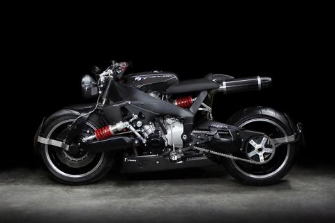 Sieu moto Yamaha YZF-R1 do cuc di cua Lazareth hinh anh 4