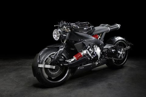 Sieu moto Yamaha YZF-R1 do cuc di cua Lazareth hinh anh 3