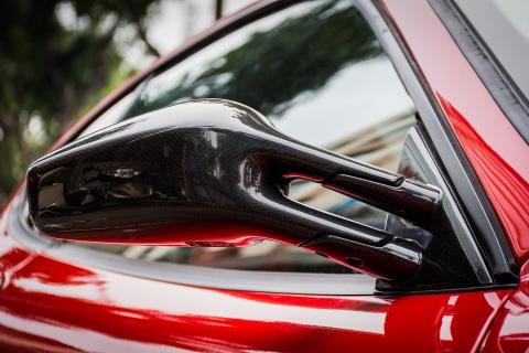 Sieu xe Ferrari F430 Scuderia doc nhat Viet Nam xuong pho hinh anh 8