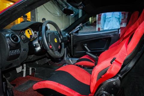 Sieu xe Ferrari F430 Scuderia doc nhat Viet Nam xuong pho hinh anh 6