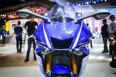 Yamaha YZF-R6 2017 kieu dang moi tai Viet Nam hinh anh 4