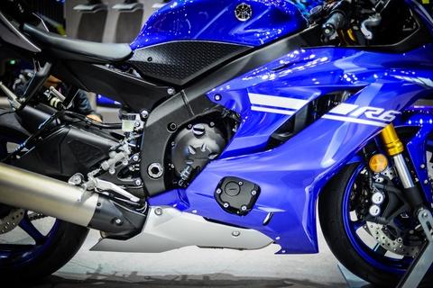 Yamaha YZF-R6 2017 kieu dang moi tai Viet Nam hinh anh 6