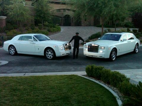 Dan xe Rolls-Royce trieu do cua Mayweather hinh anh