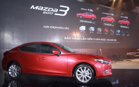 Nguoi Viet chuong Mazda3 gap 2 lan Thai Lan hinh anh
