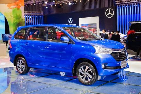 Toyota Avanza - dan em cua Innova co mat tai Viet Nam hinh anh 1