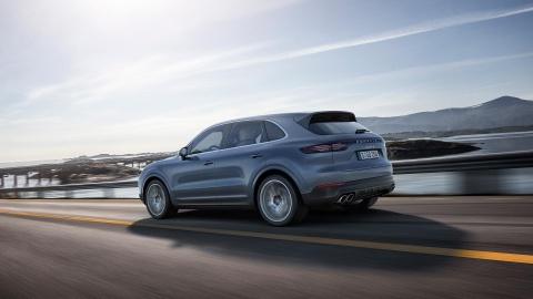 Porsche Cayenne 2018 trinh lang, gia tu 65.700 USD hinh anh 8