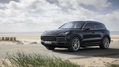 Porsche Cayenne 2018 trinh lang, gia tu 65.700 USD hinh anh 3