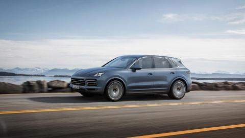 Porsche Cayenne 2018 trinh lang, gia tu 65.700 USD hinh anh 11