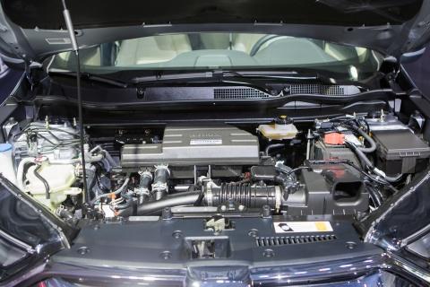 Chi tiet Honda CR-V 7 cho voi hang loat trang bi moi tai VN hinh anh 17