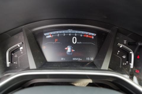 Chi tiet Honda CR-V 7 cho voi hang loat trang bi moi tai VN hinh anh 9