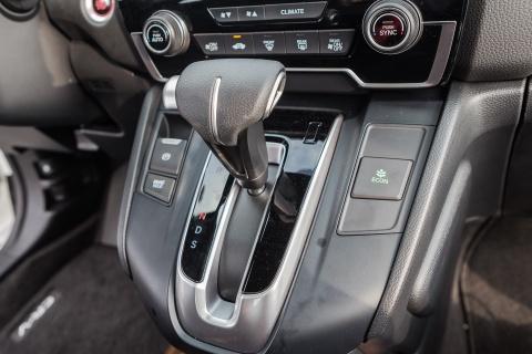 Chi tiet Honda CR-V 7 cho voi hang loat trang bi moi tai VN hinh anh 11