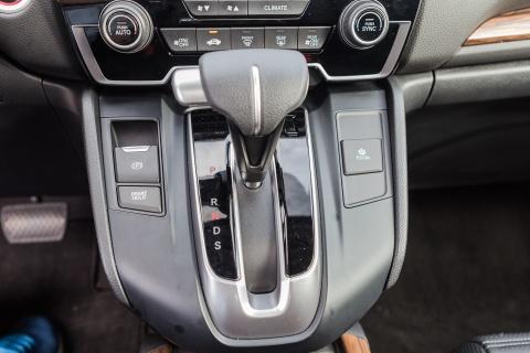 Honda CR-V moi lot xac so voi the he cu hinh anh 22