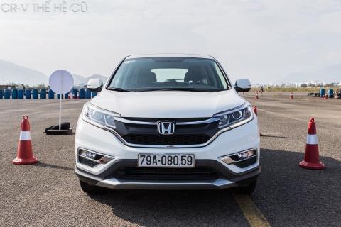 Honda CR-V moi lot xac so voi the he cu hinh anh 1
