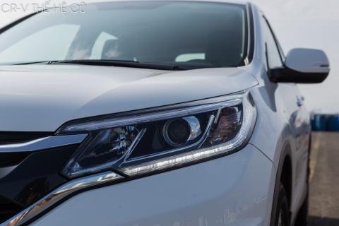 Honda CR-V moi lot xac so voi the he cu hinh anh 5