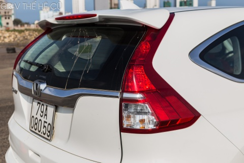 Honda CR-V moi lot xac so voi the he cu hinh anh 9