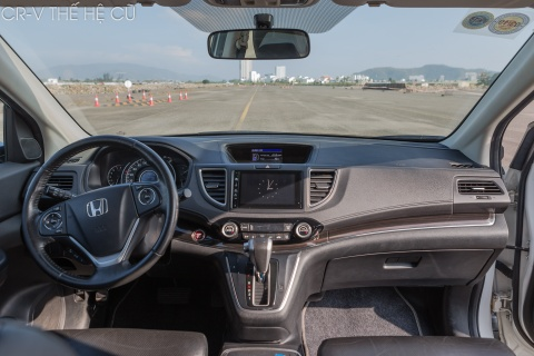 Honda CR-V moi lot xac so voi the he cu hinh anh 13