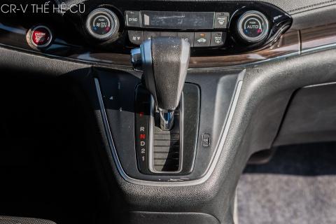 Honda CR-V moi lot xac so voi the he cu hinh anh 21