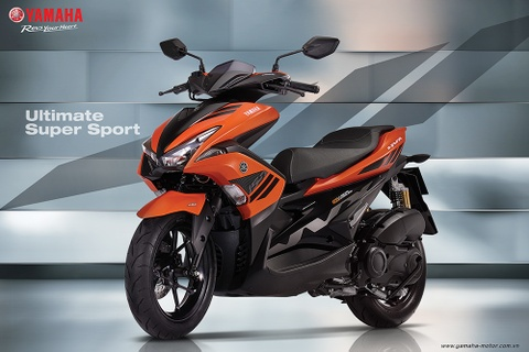 Yamaha NVX 155 ABS them mau dac biet hinh anh