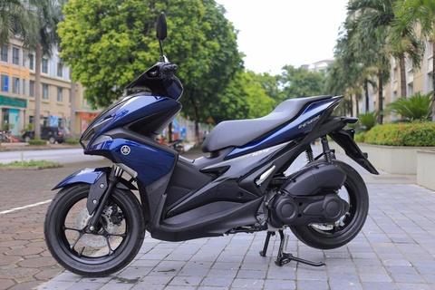 10 xe may moi dang chu y ra mat tai Viet Nam 2017 hinh anh 10