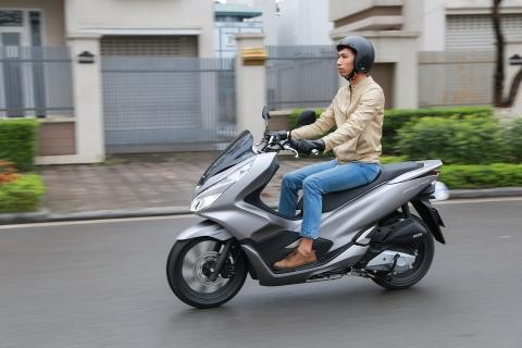 Danh gia PCX 150 2018: Xe tay ga lai 'suong' nhat cua Honda hinh anh 5