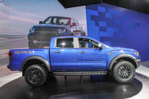 Can canh 'sieu ban tai' Ford Ranger Raptor 2018 hinh anh 6