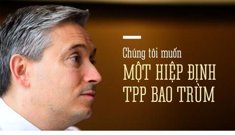Bo truong Canada: TPP-11 nen la mot hiep dinh bao trum hinh anh 2
