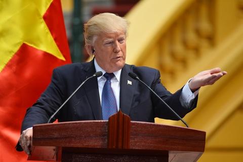 Tong thong Trump: Viet - My gan ket nhau vi muc tieu va loi ich chung hinh anh