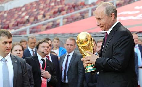 World Cup 2018 - du an lich su cua Tong thong Nga Putin hinh anh