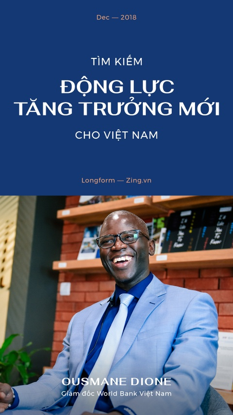Giam doc WB: 'Se khong the co cong nghiep 4.0 voi mot bo may 1.0' hinh anh 1