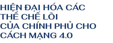 Giam doc WB: 'Se khong the co cong nghiep 4.0 voi mot bo may 1.0' hinh anh 10