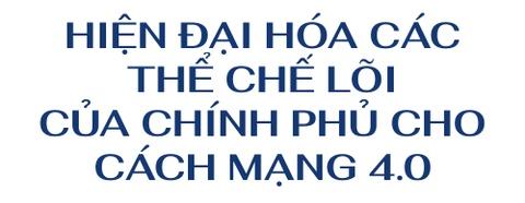 Giam doc WB: 'Se khong the co cong nghiep 4.0 voi mot bo may 1.0' hinh anh 9